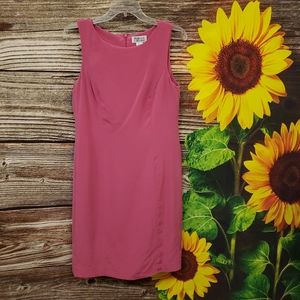 Style & Co Collection pink Sleeveless dress 10